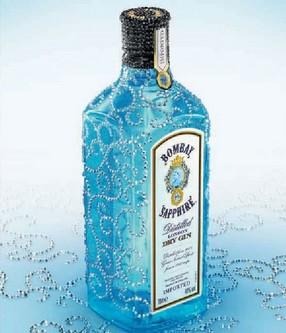 Unique Liquor Bottles