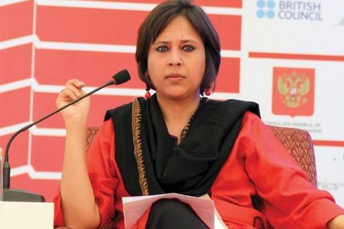 Famous Journalist Barkha Dutt