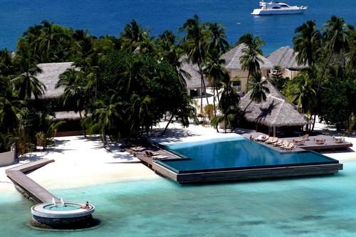 Huvafen Fushi Resort Maldives
