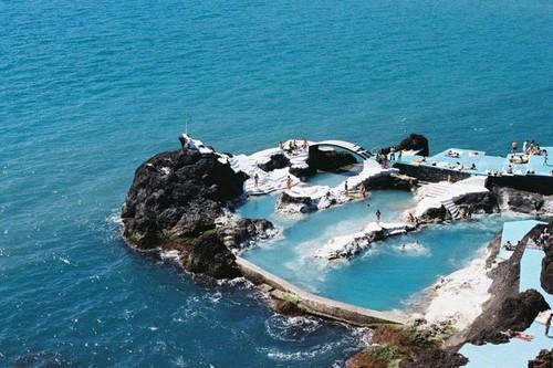 Natural Infinity Pools of Porto Moniz