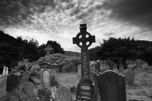 Witches Graveyard