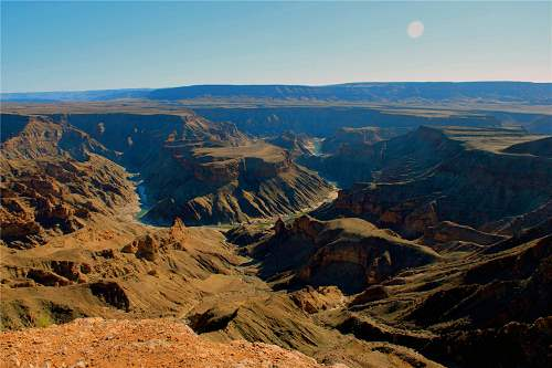 Incredible Canyons and Gorges