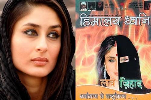 Kareena Kapoor Khan 'love jihad' Controversy