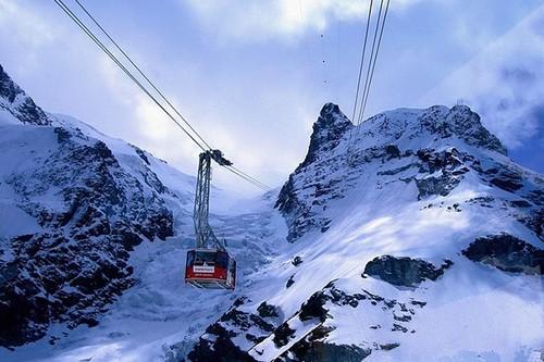 Klein Matterhorn Aerial Tramway
