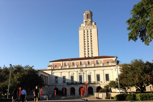 Main Building, University of Texas