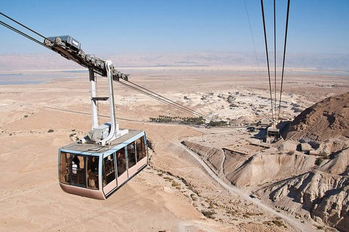 Masada Cableway