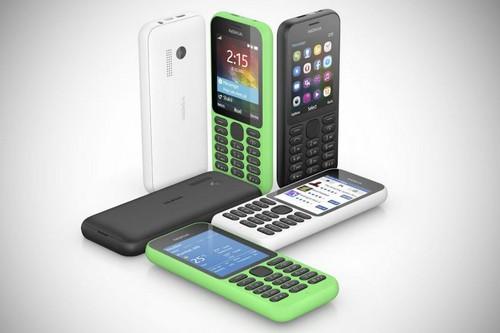 Non-Smart Mobile Phones
