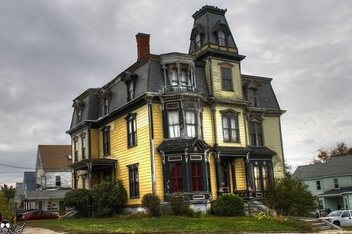SK Pierce Haunted Places in New England