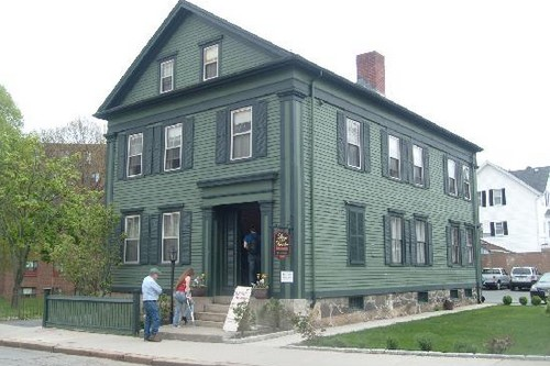 Most Haunted Places in New England