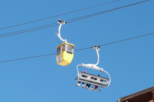Val Thorens Aerial Lifts