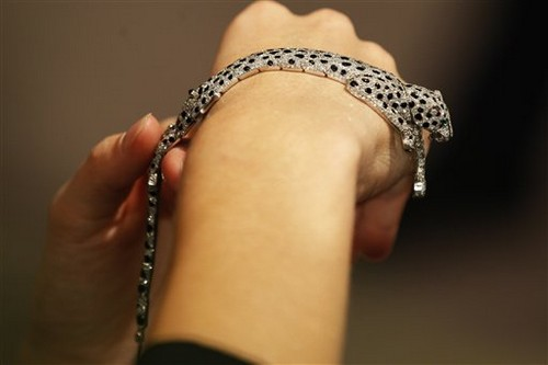 Wallis Simpson's Panther Bracelet