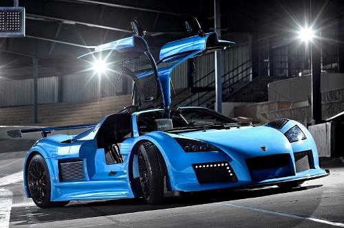 Fastest Supercars
