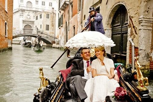 Venice Destination Wedding Spots