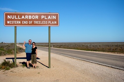 Fantastic Roads in The World Eyre Highway