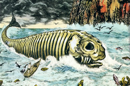 Interesting Creatures from Japanese Folklore