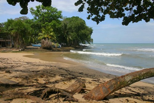 Cahuita Beach, Costa Rica