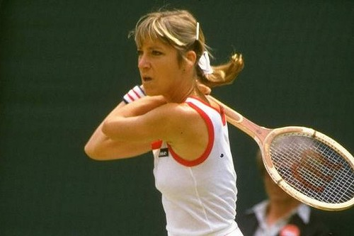 Chris Evert Greatest French Open Champions