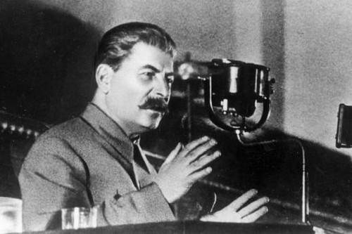 J.V. Stalin Young