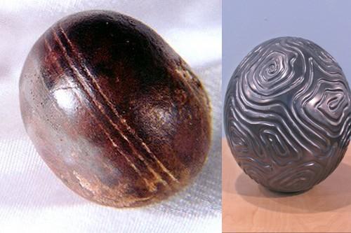 Grooved Spheres