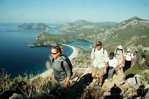 Coastal Trails, Turkey
