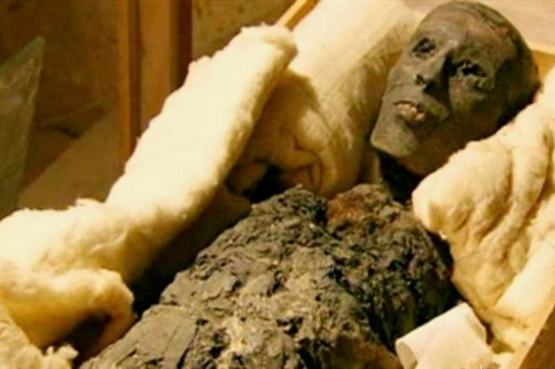 Mummified Theory Blunders of World