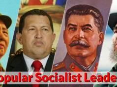 Popular Socialist Leaders