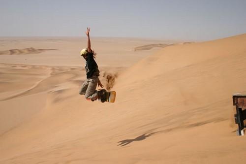 Best Sandboarding Destinations in Namibia