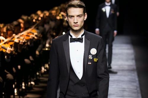 Top Male Models Serge Rigvava