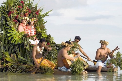 Tahiti Wedding Destinations