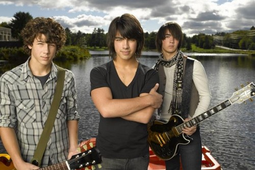 The Jonas Brothers Real Life Disney Princes