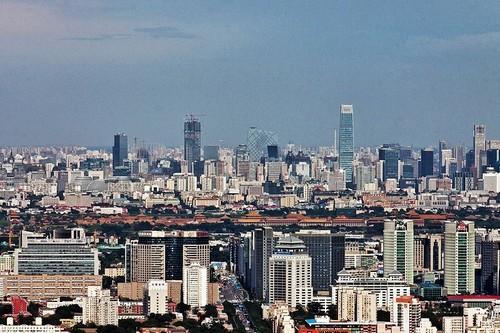Most Populated Cities Beijing