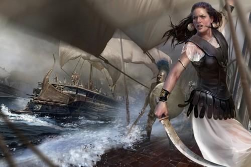 Queen Teuta of Illyria