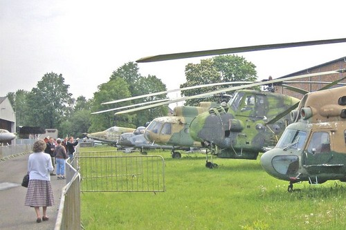 Prague best aviation museums