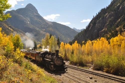 Durango and Silvertron Narrow Gauge Railroad