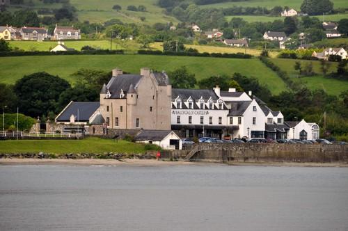 Ballygally Haunted Castles in Ireland