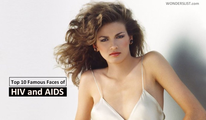 Celebs Who Suffered From HIV AIDS