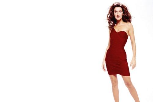 Celine Dion Hot Pose