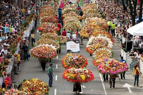 Flower Festivals of the Medellin