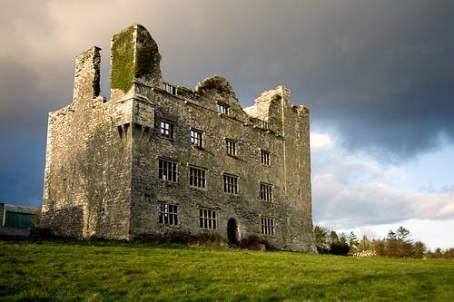 Leamaneh Haunted Castles in Ireland