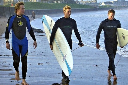 Famous People You Didn't Know Could Surf