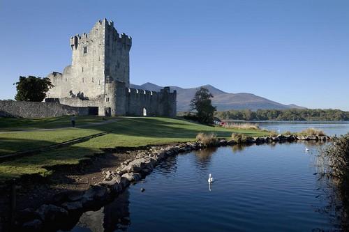 Haunted Castles in Ireland
