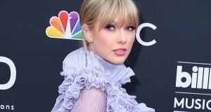 Taylor Swift highest paid female singer
