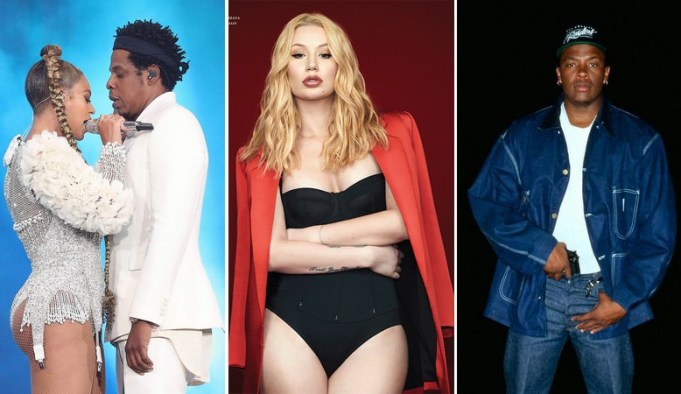 Top 10 Wealthiest Rappers (Male & Female)