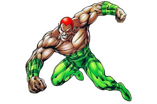 Amazo Greatest DC Comic Villains