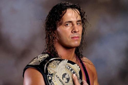 Bret Hart Greatest Wrestlers