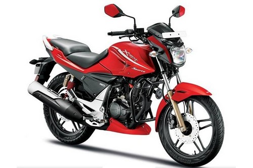 Top 10 Bikes in India Hero CBZ