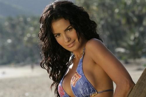 The Venezuelan Beauty Norelys Rodriguez