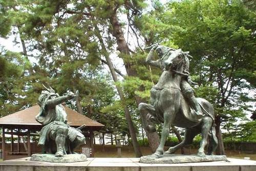 Famous Samurai Warriors