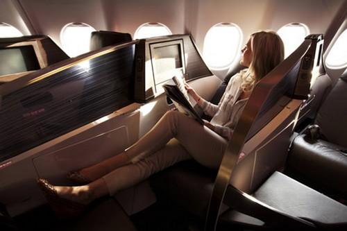 Virgin Atlantic Luxurious Airline Cabins