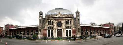 Amazing Railway Stations Istanbul